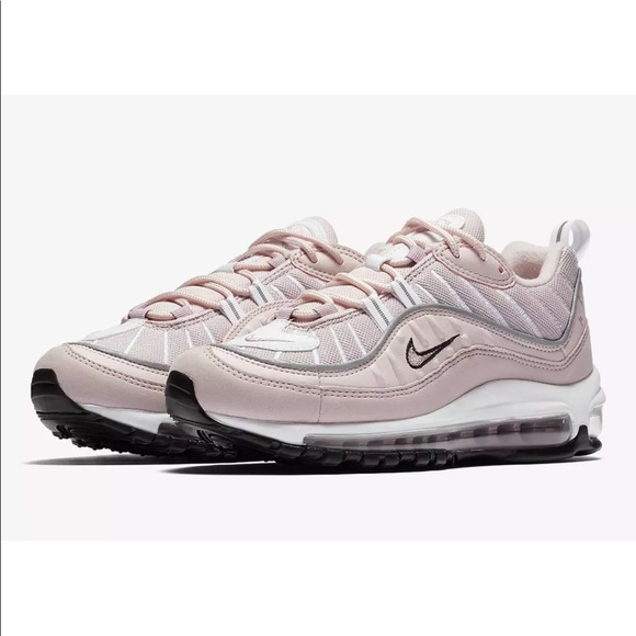 3b75329a52d Nike Women Air max 98 Pink barely rose elemental